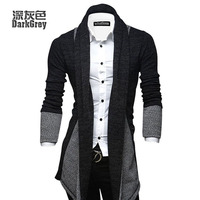 2016 New Arrival Men S Cardigan Sweater Fashion Autumn Winter Men Long Sleeve Sweater Casual Slim
