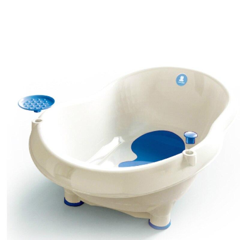 Baby bath tub baby bathtub child thickening large bathtub newborn ...