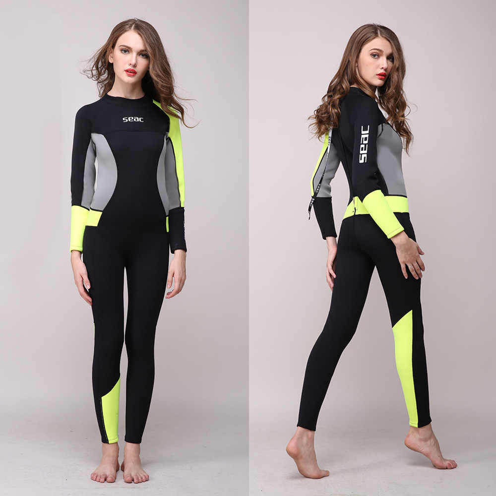 8088e336d8 Couple's Wetsuit 3mm Neoprene Wetsuit Full Wetsuits Keep Warm Adult ...