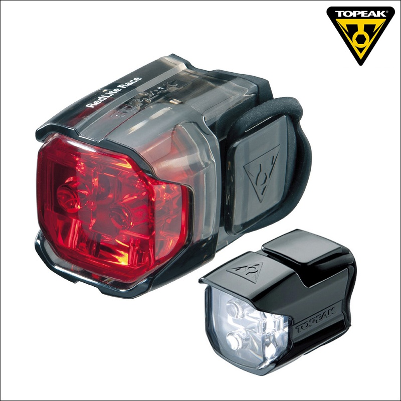 TOPEAK TMS065 LED Bike Flashlight Bicycle Rear Light Road Bike Taillight MTB Accessories With Battery