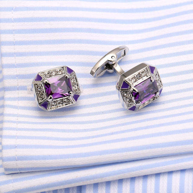 Vagula Cufflinks Gemelos Designer French Shirt Cuff Links Brass Cuffs Button