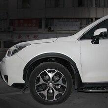 Ceja rueda de Arco Redondo para Subaru Forester 2013 2014 año