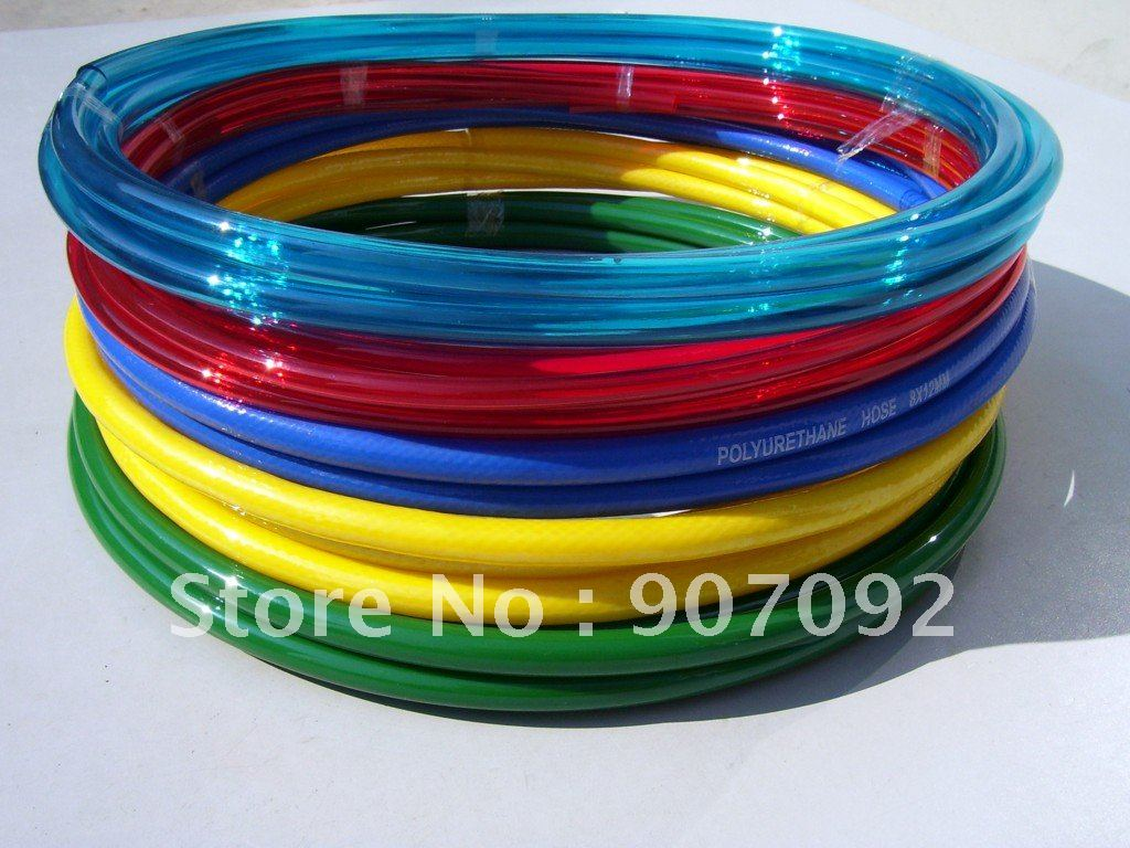 PU Tube 4mm Outside Diameter 2.5mm Inner Diameter 180M/Lot Nylon Tube Polyurethane Pneumatic Drive Tube PU4*2.5 Free Shipping free shipping 10pcs lot pu 6 pneumatic fitting plastic pipe fitting pu6 pu8 pu4 pu10 pu12 push in quick joint connect