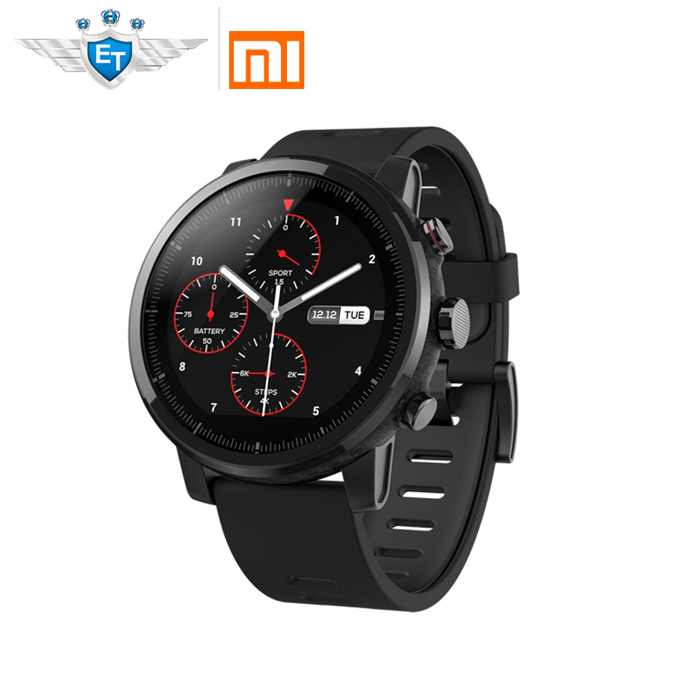 Global Version Xiaomi Huami Amazfit Stratos 2 Smart Sport ...
