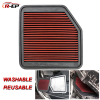 R EP Performance Replacement Panel Air Filter Fits for Lexus IS250 IS350 GS350 for Toyota Reiz Mark X RAV4 OEM 1780131110
