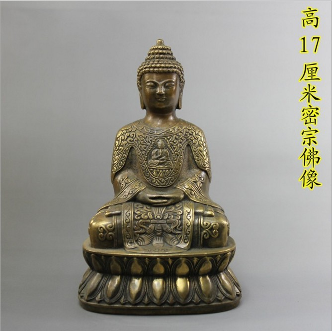 Buy Antique Handcrafted Buddha Lantern For Corporate: Online Buy Wholesale Copper Buddha Statue From China