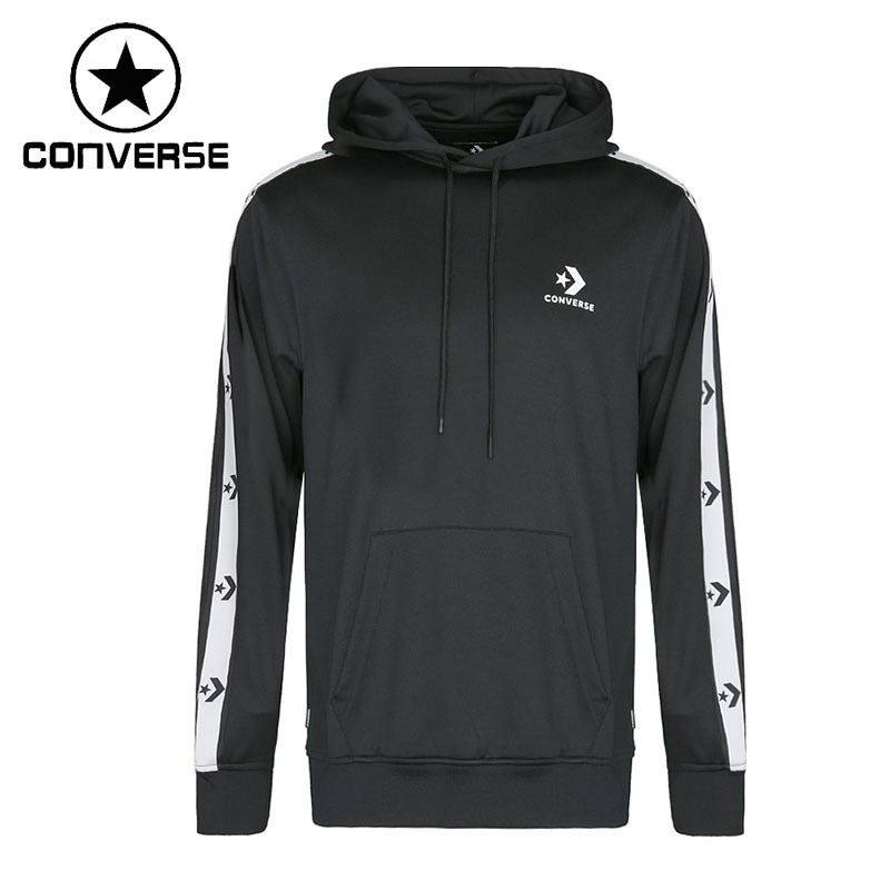 Original New Arrival 2018 Converse  Men's Knitted Pullover Hoodies Sportswear 2018 new