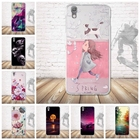 For Alcatel Idol 4 Case Protective Back Cover Soft Silicone TPU Case For Alcatel One Touch Idol 4 5.2'' OT6055 6055 6055K Bag