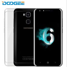 Оригинал DOOGEE Y6 Фортепиано RAM 4 ГБ ROM 64 ГБ MTK6750 Окта основные Android 6.0 4 Г LTE Смартфон 1920*1080 5.5 «HD 13.0MP mpbile телефон
