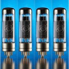 Frete grátis 4 pces psvane el34ph (el34b, 6ca7-z, 6ca7-t, we6ca7) alta fidelidade série de tubos de vácuo de áudio combinado quad