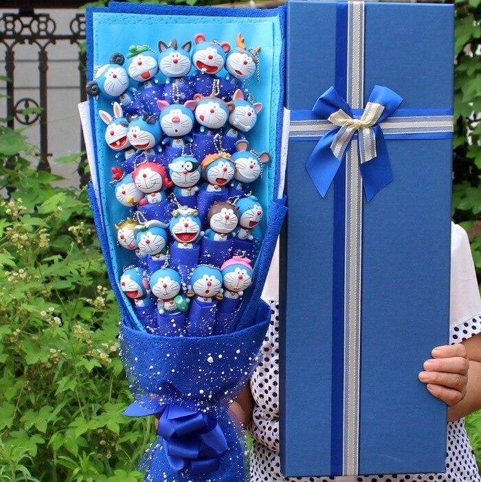 Doraemon zabawka bukiet bez 1