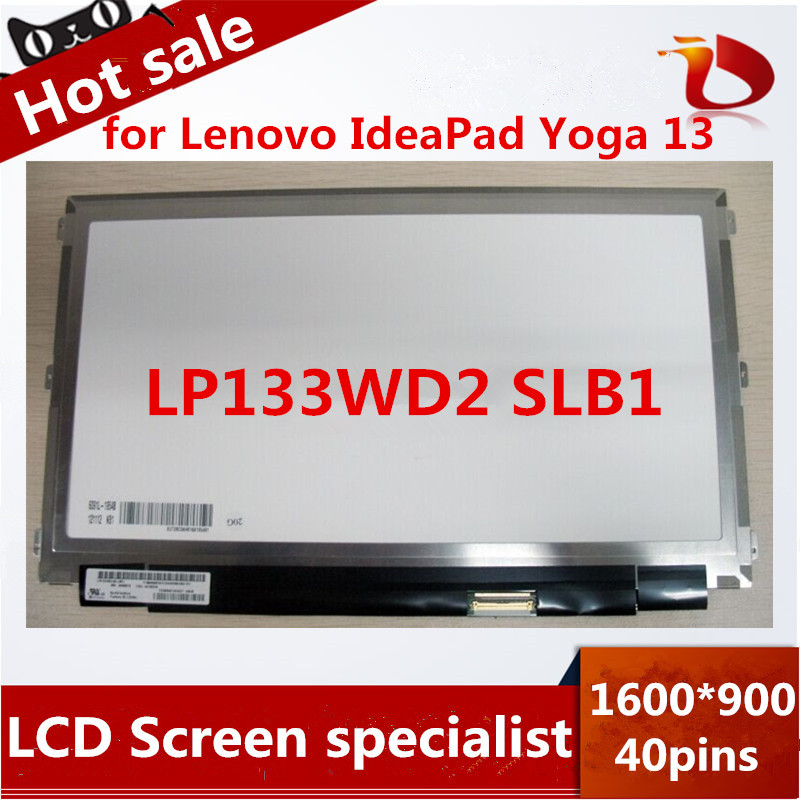 все цены на Gread A+ LP133WD2 SLB1 for lenovo thinkpad laptop no touch Original A+ Screen 13.3'' LCD LED PANEL LAPTOP SCREEN онлайн