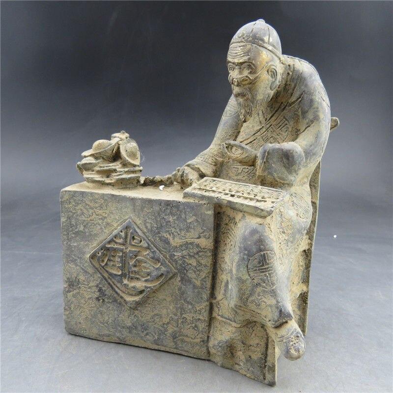Chine, collection noble, articles en bronze, grande palette, sculptureChine, collection noble, articles en bronze, grande palette, sculpture