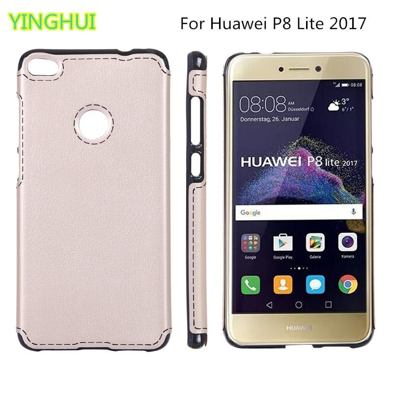 Nueva carcasa blanda de TPU Huawei P8 Lite 2017 Estuche Cortical - Accesorios y repuestos para celulares - foto 1