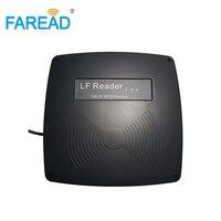 Животное ID стационарных reader ISO11784/11785 134,2 кГц междугородние FDX B RFID фиксированной сканер ворота reader ухо тег шлюз антенна