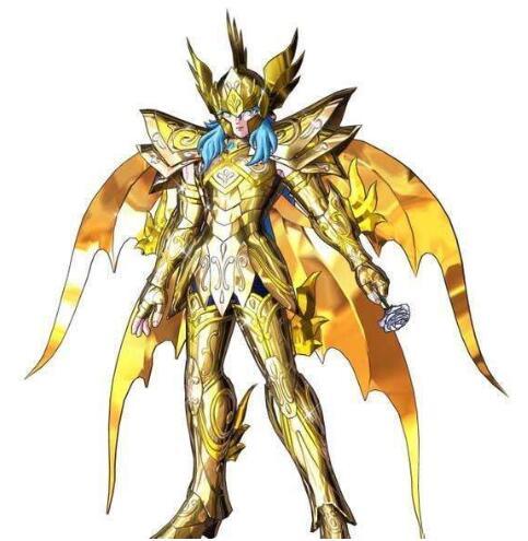 CS chuanshen model Piscis Aphrodite soul of god Saint Seiya metal armor Cloth Myth Gold Ex 2.0 action Figure