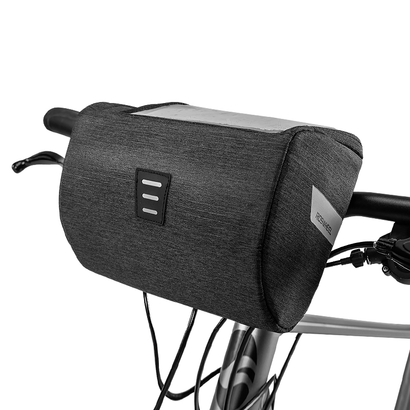 ROSWHEEL 2018 <font><b>ESSENTIAL</b></font> mtb bike bag bicycle handlebar bag for map gps <font><b>phone</b></font> touchable 3L cycling cycle bags bycicle accessories