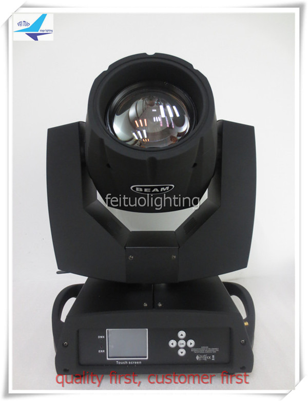 Free Shipping 6 x lot Lyre Beam 7r Sharpy 230W Clay Paky Moving Head 7r For Christmas Dj ...