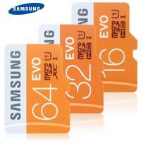 המקורי סמסונג UHS-I Class 10 32 GB 64 GB 128 GB 95 MB/s גבוהה מהירות MicroSD TF זיכרון פלאש כרטיס לטלפון נייד Tablet מצלמה