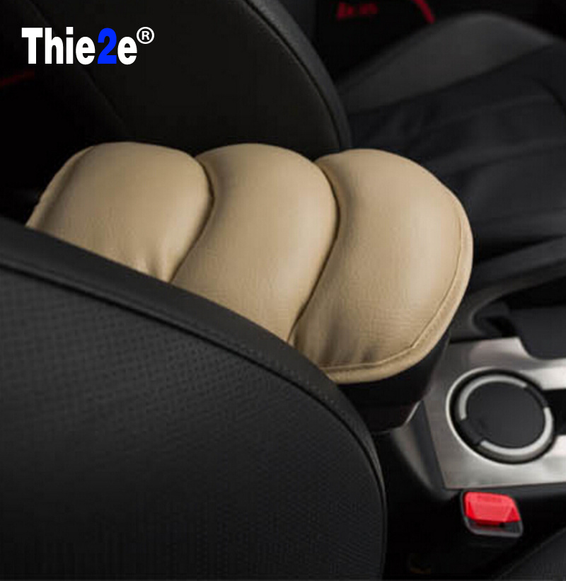 Car-styling PU Leather Car Armrests Cover Pad Mats For Lexus ES250 RX350 330 ES240 GS460 CT200H CT DS LX LS IS ES RX GS GX