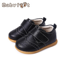 Babyfeet First Walkers For Children New Season Baby Single Anti slip Shoes Soft Sole Infant Toddler