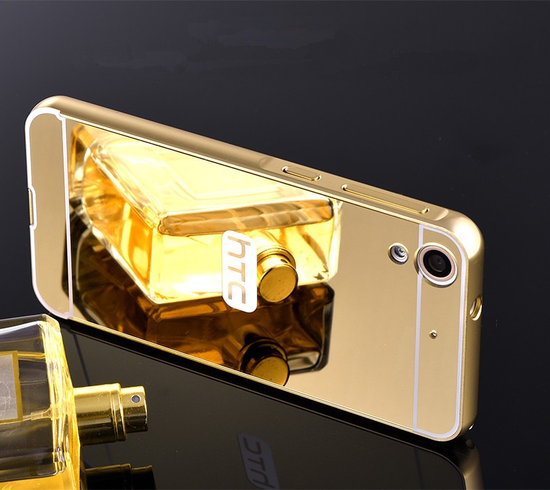 htc one m8 gold case. Online Shop Luxury Phone Mirror Case For HTC One M8 Gold Metal Aluminum Bumper Acrylic Hard PC Back Cover Cases 5.0 Inch | Aliexpress Htc +