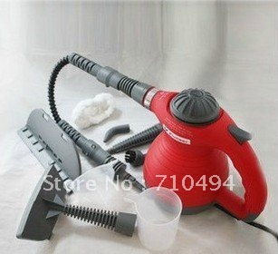 Free Shipping Handheld Steam Cleaner Hot Temperature