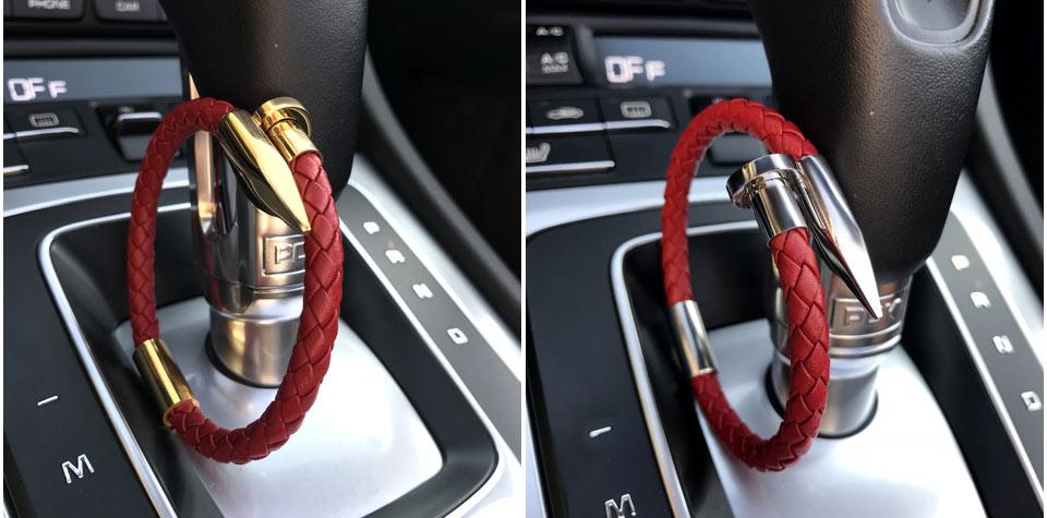 trendy wrist accessory
