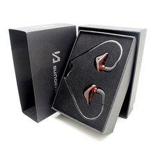 Haute qualité Écouteurs Stade moniteur écouteurs NOUVEAU sunorm SE-950 HiFi Dans l'oreille sport à bobine mobile à Isolation Acoustique des écouteurs