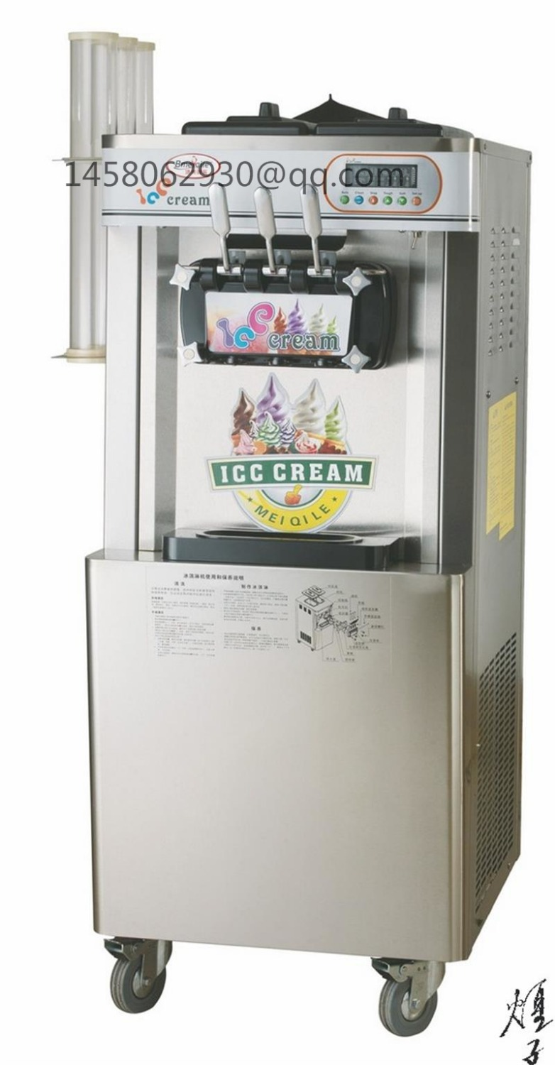 Are there soft-serve ice cream machines for home use?