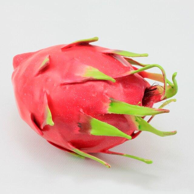 2015 Новая Мода искусственный фрукты дракон фрукты поддельные фрукты украшения реквизит игрушки Елочные Украшения