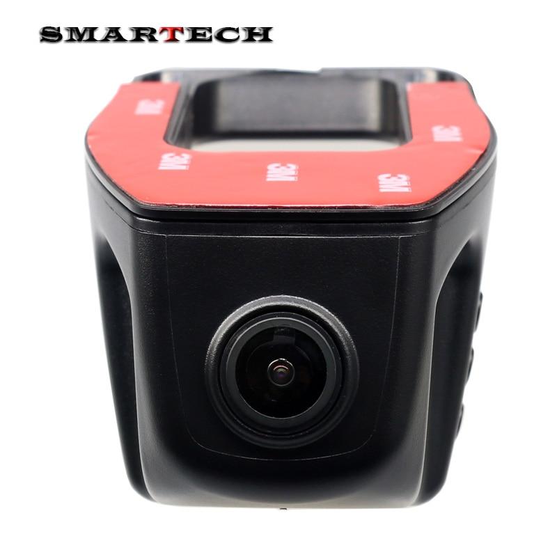 HD1080P Wifi Car Dvr Hidden Car Video Recorder Novatek 96658 Night Vision Installation Dvr Camera High Dash Camera Car Black Box