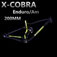 27.5 650B soft tail mountain bike suspension bike rack AM ENDURO aluminum Bicycle frame travel 160mm add REAR SHOX MONRCH plus3