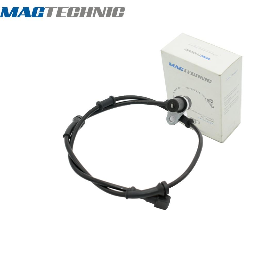 Free Shipping ABS Wheel Speed Sensor Fits MITSUBISHI Carisma VOLVO S40 1.3-2.0L GDI 1995-2006 OEM MB950343 30870894