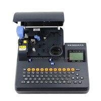 1 pc Tubo de PVC Impressora S-650 Retráctil Máquina Lettering Eletrônico Tubo Shrinkable Cable ID Printer Máquina Da Marcação do Fio