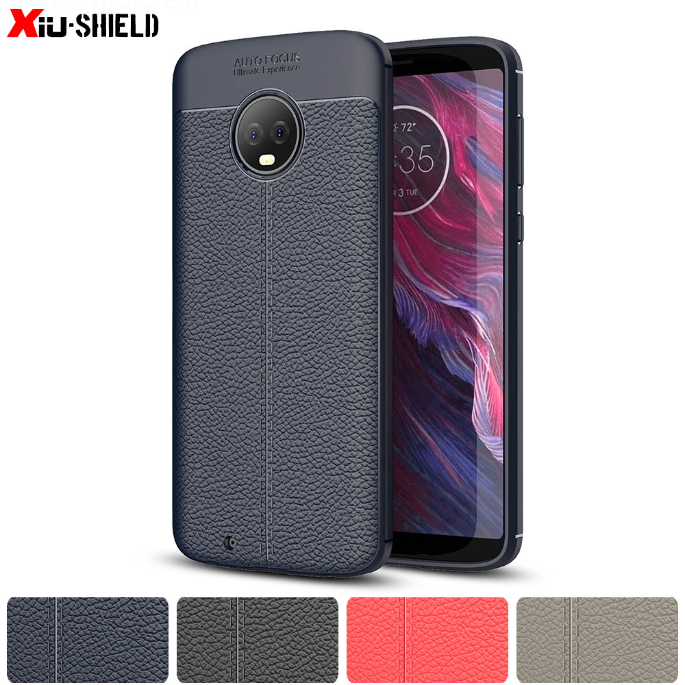 more photos 818dc ca637 US $4.79 |Silicone Case for Motorola Moto G6 G 6 1S XT1925 XT 1925 MotoG6  Fitted TPU Phone Cover for Moto 6G 6th Gen XT 1925 Bumper Cover-in ...