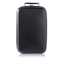 Unisex backpack Hardshell Carbon Grain Backpacks Hand bag Waterproof Suitcase for DJI Mavic Pro mochila wholesale