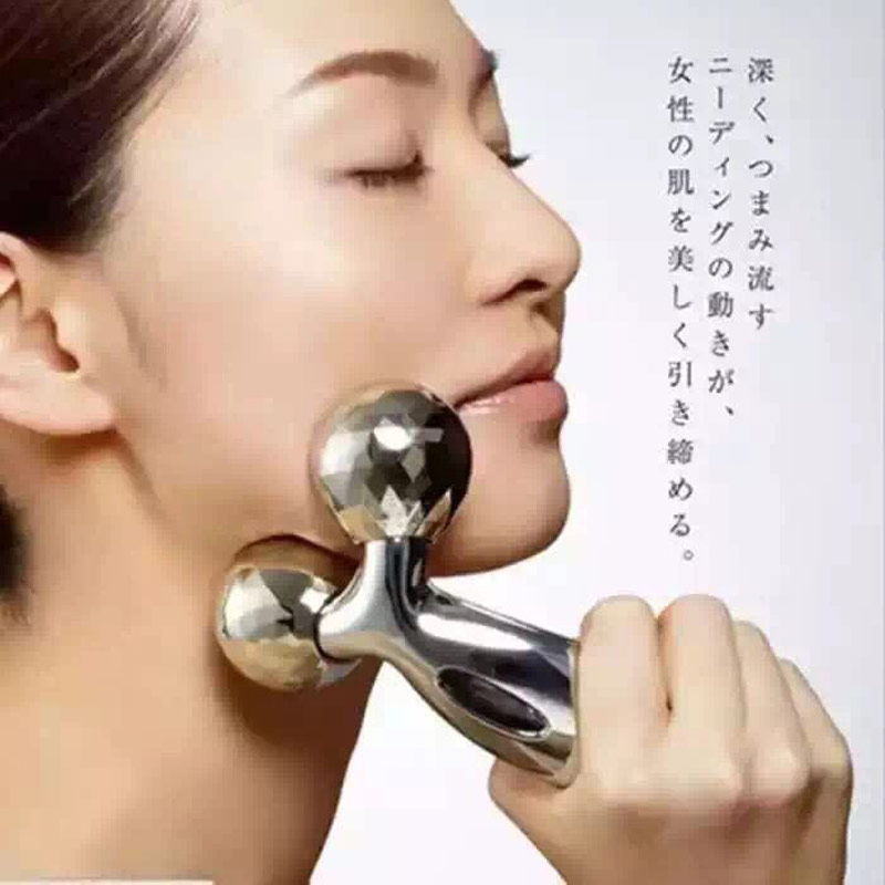 Thin Face Artifact Thin Face Of Roller Machine V Face Massager Thin Face Instrument To Double