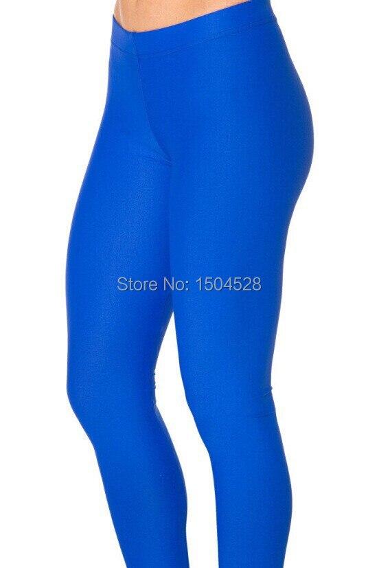 Sexy Blue Leggings