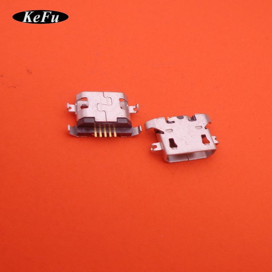 20pcs Micro Mini Usb Charging Port Jack Socket Connector For Lenovo A319 A536 A6000 A6000T A6010 Vibe A859 P2 P2C72