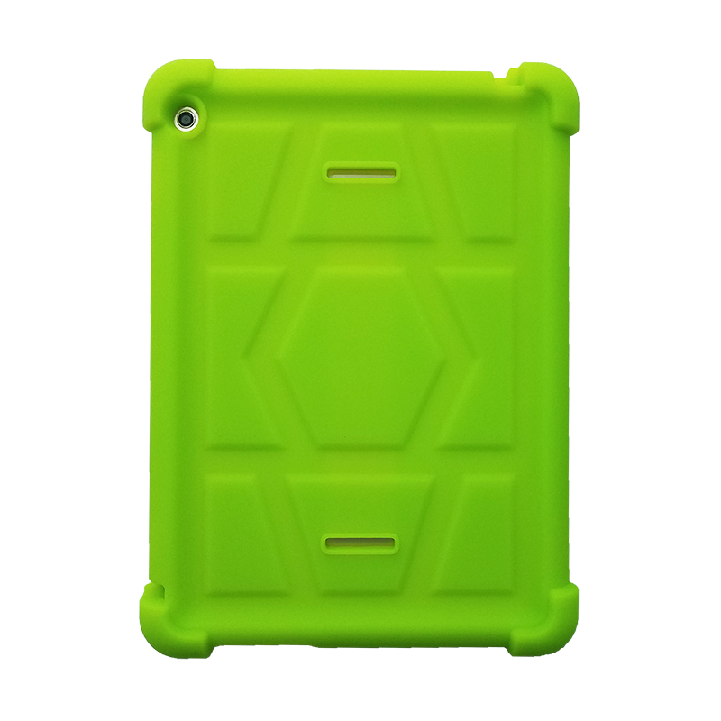 MingShore For Huawei MediaPad M3 Lite 10 Tablet Cover M3 BAH-W09/AL00 10.1 Tablet Silicone Rugged Case