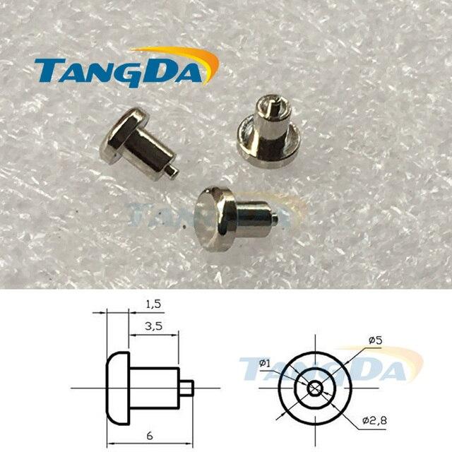 Tangda pogopin 5*6mm Anschlüsse Kupfer nadel kupfer säule ...