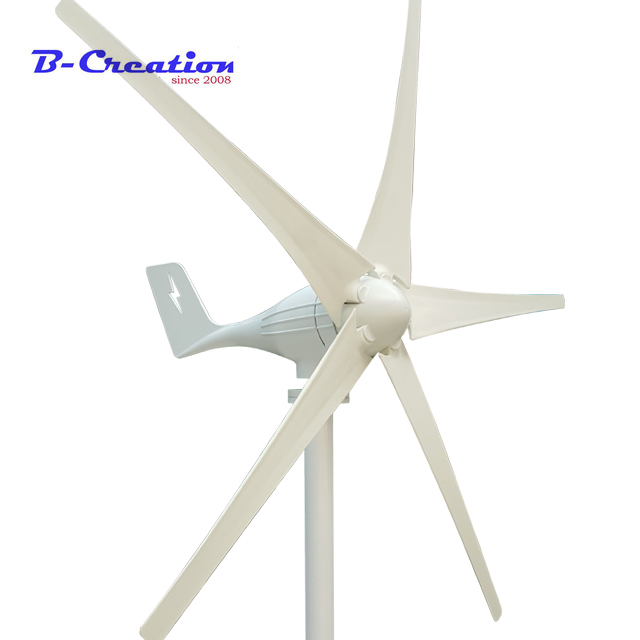 400W wind turbine generator 3/5 blade 12V 24V wind generator 400w enough power output 2m/s low wind-speed start With controller 200w generator wind turbine generator max 300w 12v 24v 2 0m s low speed start 3 5 blade 650mm with 300w charge controller