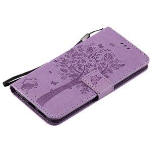 Image 5 - Luxo retro negócios flip caso carteira para xiaomi redmi 4x 4a 5a 6a 7a mi 5x a1 nota 5 6 7 pro a2 lite caso telefone de couro do plutônio