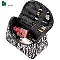 Necessaire Esteticista Mulheres de Higiene Pessoal Viagem Neceser Maquiagem Beleza Vaidade Compõem Caixa Caso Bolsa De Armazenamento Organizador Cosmetic Bag