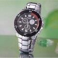 2016 Hot Sale Top Brand Luxury Watches Fashion Full Steel Watch Men Watch Hour Clock montre homme relogio masculino reloj hombre