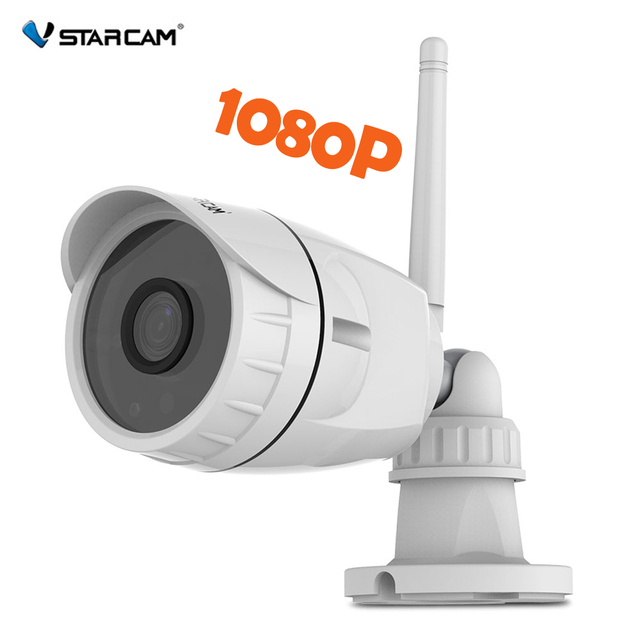 Vstarcam C17S Full HD Wireless IP Camera 1080P WiFi Bullet ...