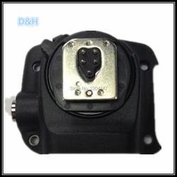 Oryginalny 600EX na gorącą stopkę podstawy dla Canon 600ex lampa błyskowa lampa błyskowa Hotshoe wymiana część kamery w Powłoka aparatu od Elektronika użytkowa na