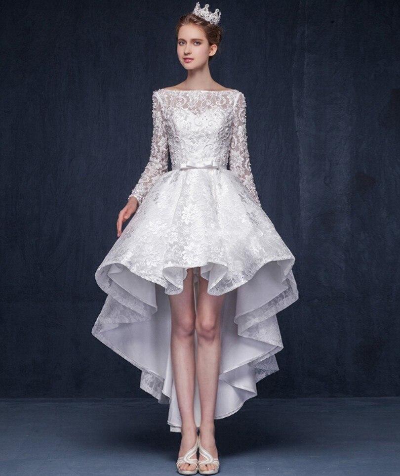Aliexpress.com : Buy Real Photo White Original Design Elegant ...
