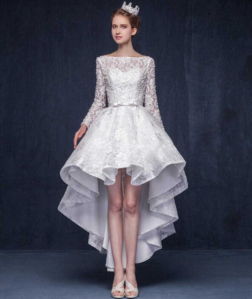 White Designer Evening Dresses with Sleeves  fashion dresses